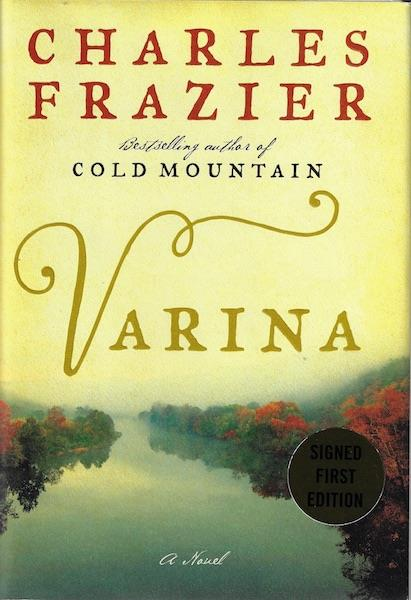 Image for Varina: A Novel SIGNED