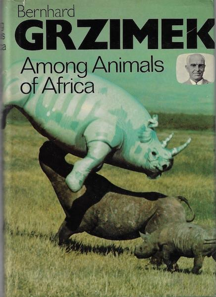 Image for Among animals of Africa