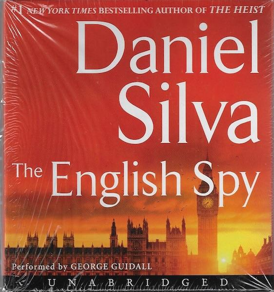 Image for The English Spy CD (Gabriel Allon) Audio CDs