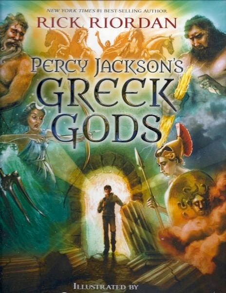 Image for Percy Jackson's Greek Gods SIGNED