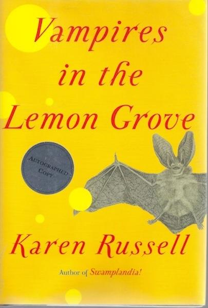 Image for Vampires in the Lemon Grove: Stories SIGNED