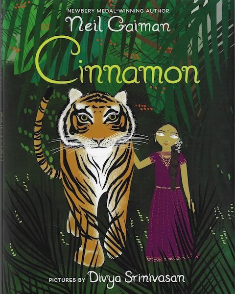 Image for Cinnamon SIGNED by Divya