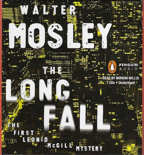 Image for The Long Fall [Audiobook] [Audio CD] by Walter Mosley; Mirron Willis