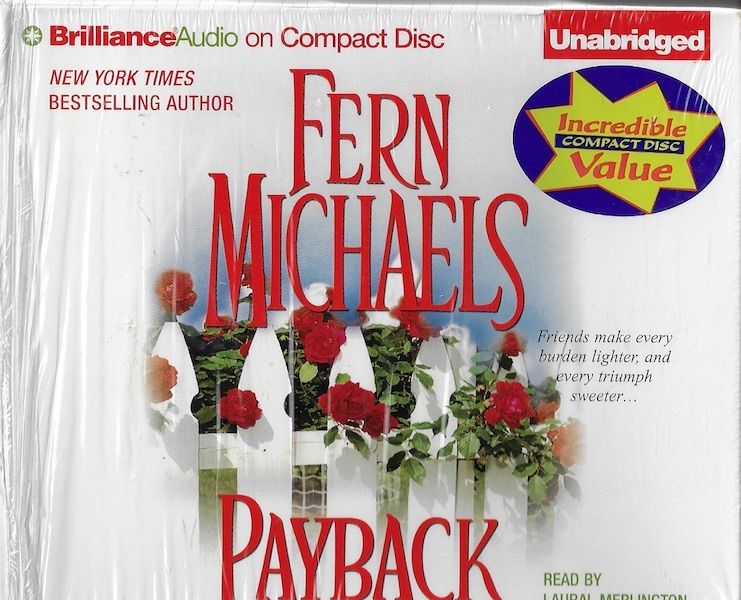 Image for Payback (Revenge of the Sisterhood) [Audiobook] [CD] [Unabridged] [Audio CD]