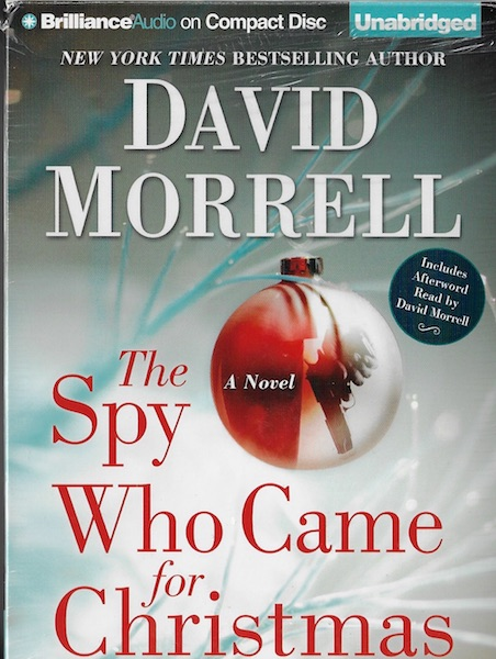 Image for The Spy Who Came for Christmas [Audiobook] [CD] [Unabridged] [Audio CD]