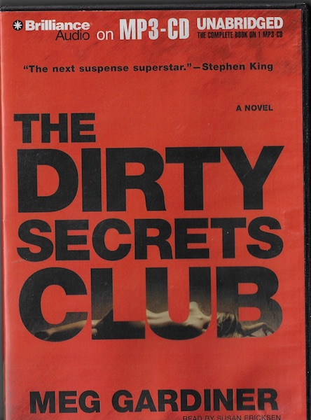 Image for The Dirty Secrets Club: A Novel (Jo Beckett) [Audiobook] [MP3 Audio] [MP3 CD]