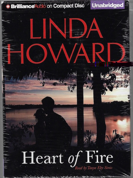 Image for Heart of Fire [Audiobook] [CD] [Unabridged] [Audio CD] by Howard, Linda