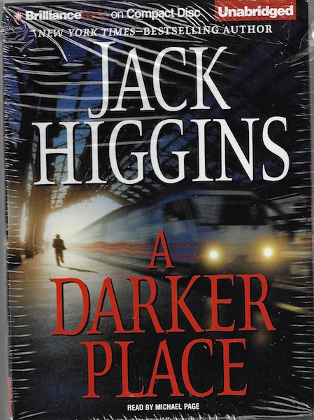 Image for A Darker Place (Sean Dillon) [Audiobook] [CD] [Unabridged] [Audio CD]