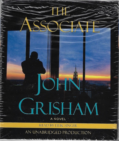Image for The Associate [Audiobook] [Unabridged] [Audio CD] by Grisham, John; Singer, Erik