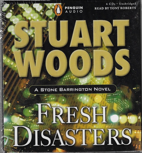 Image for Fresh Disasters (Stone Barrington Novels) by Woods, Stuart