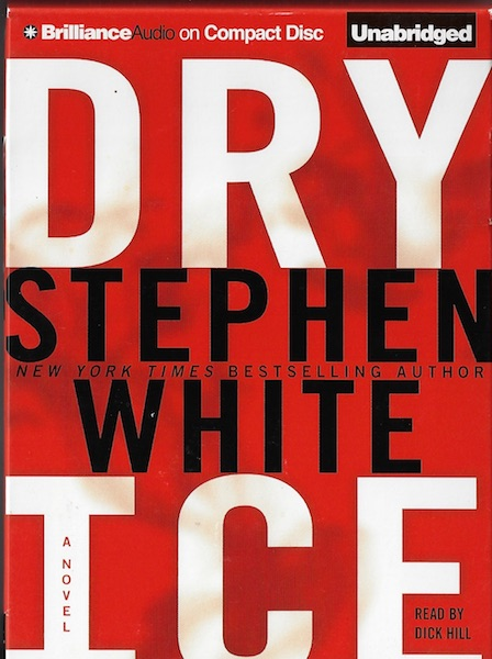 Image for Dry Ice (Alan Gregory) [Audiobook] [CD] [Unabridged] [Audio CD]; Hill, Dick