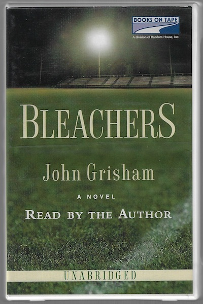 Image for Bleachers by Grisham, John