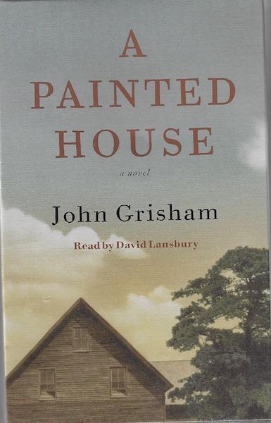 Image for A Painted House [Audiobook] [Audio Cassette] by Grisham, John; Lansbury, David