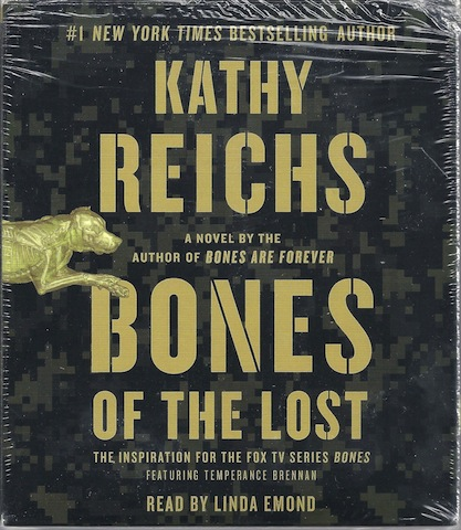 Image for Bones of the Lost: A Temperance Brennan Novel (Temperance Brennan Novels)
