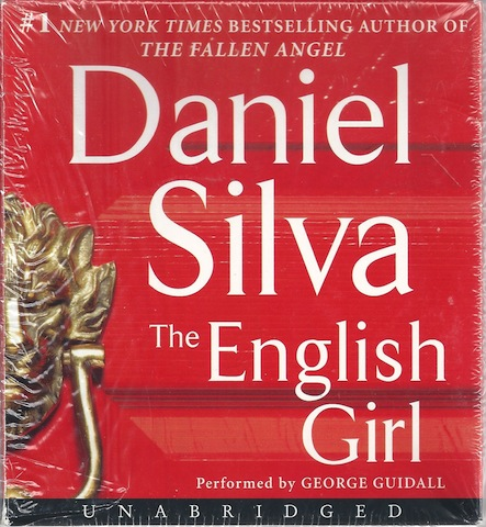 Image for The English Girl CD (Gabriel Allon)