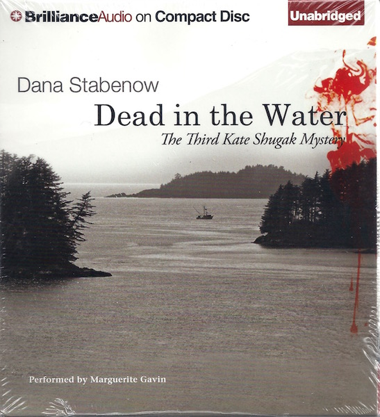 Image for Dead in the Water (Kate Shugak Series)