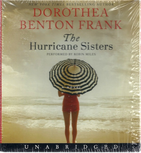Image for The Hurricane Sisters CD: A Novel