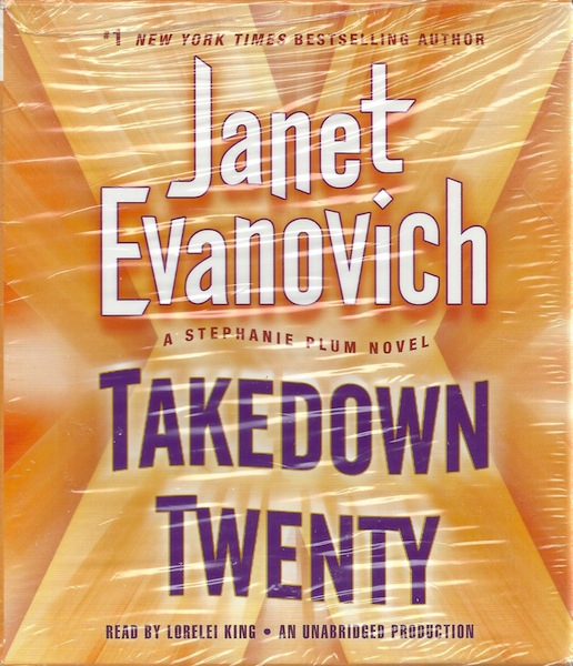 Image for Takedown Twenty: A Stephanie Plum Novel