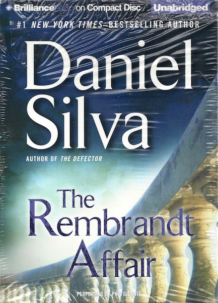 Image for The Rembrandt Affair (Gabriel Allon Series)