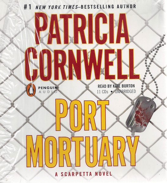 Image for Port Mortuary (A Scarpetta Novel)