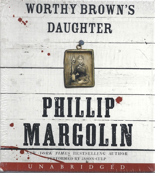 Image for Worthy Brown's Daughter Unabridged CD