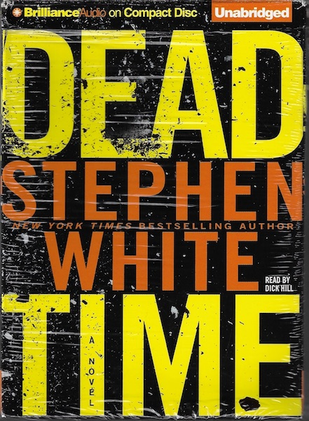 Image for Dead Time (Alan Gregory Series)