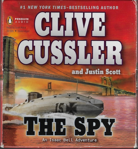 Image for The Spy (An Isaac Bell Adventure)
