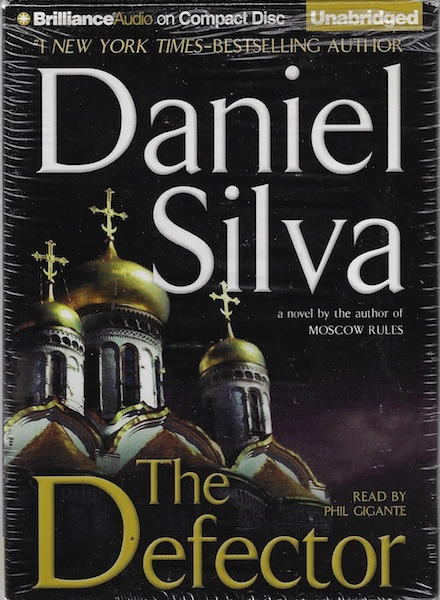 Image for The Defector (Gabriel Allon Series)
