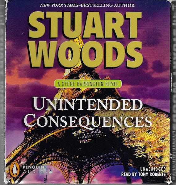 Image for Unintended Consequences (A Stone Barrington Novel)