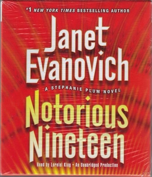 Image for Notorious Nineteen: A Stephanie Plum Novel (Stephanie Plum Novels)
