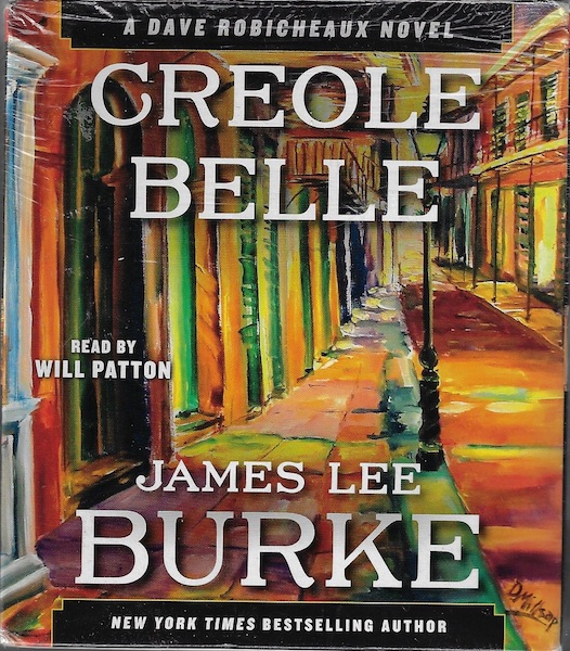 Image for Creole Belle: A Dave Robicheaux Novel (Dave Robicheaux Mysteries (Audio))