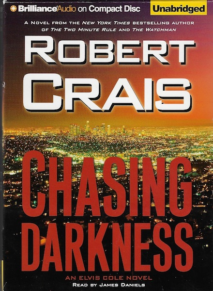 Image for Chasing Darkness (Elvis Cole, No. 11)