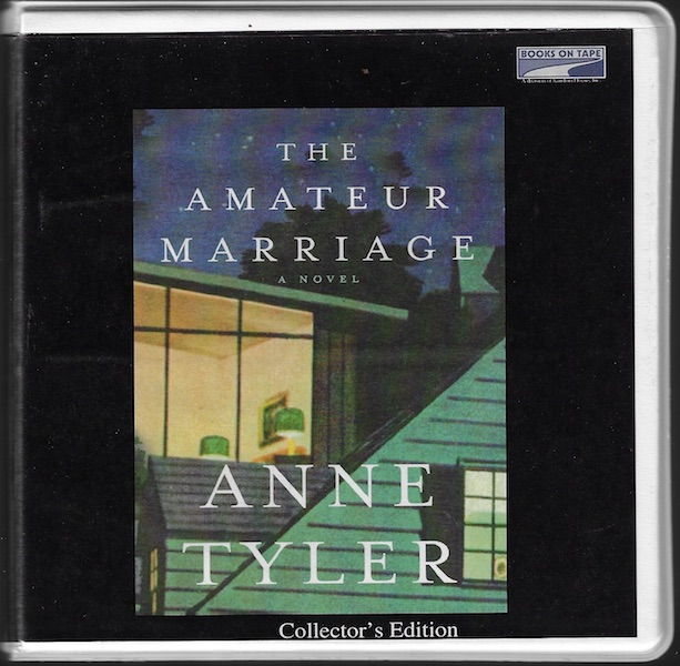Image for Amateur Marriage, Th (Lib)(CD)