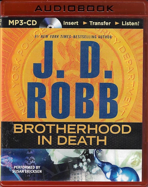 Image for Brotherhood in Death (In Death Series)