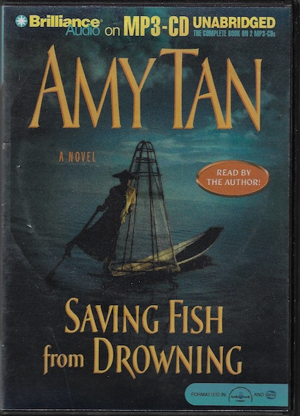 Image for Saving Fish from Drowning