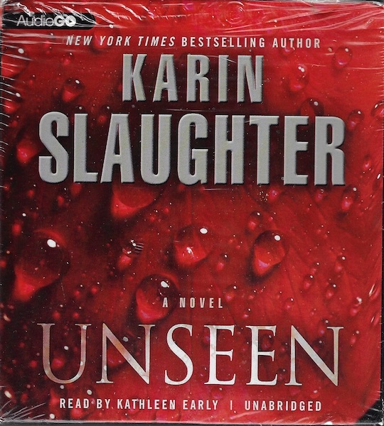Image for Unseen (Will Trent series, Book 8)