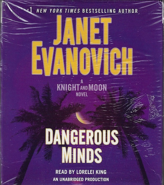 Image for Dangerous Minds: A Knight and Moon Novel