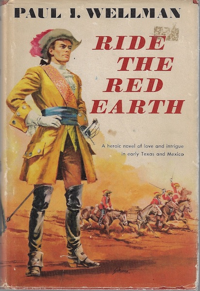 Image for Ride The Red Earth