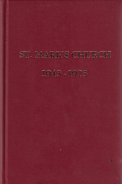 Image for St. Mark's Church, 1943-1973
