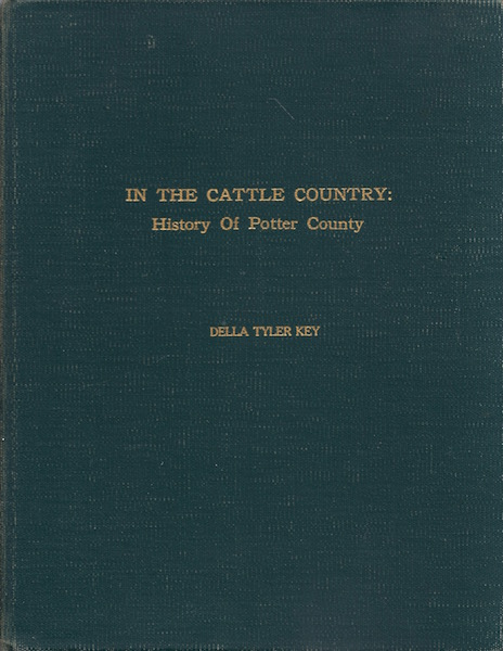 Image for In the Cattle Country: History of Potter County