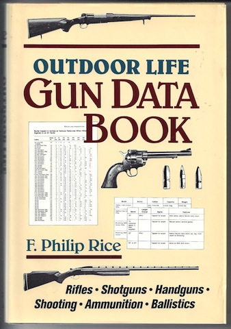 Image for Outdoor Life Gun Data Book