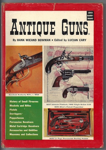 Image for Antique Guns.