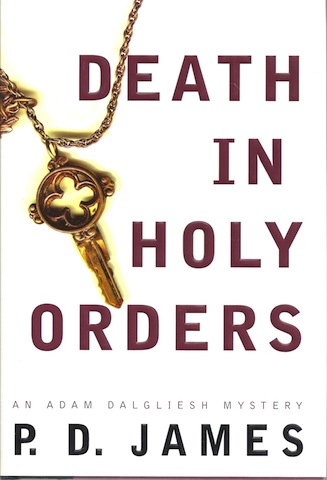 Image for Death in Holy Orders (Adam Dalgliesh Mystery Series #11) by P. D. James