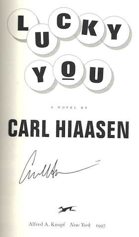 Image for Lucky You by Hiaasen, Carl