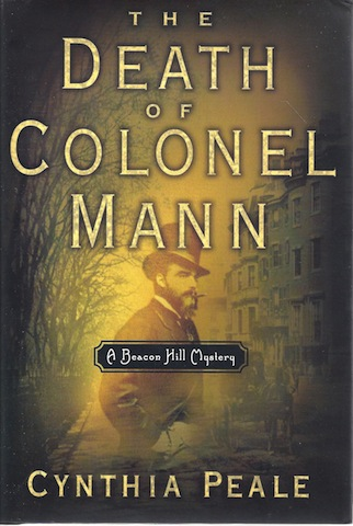Image for The Death of Colonel Mann: A Beacon Hill Mystery (Beacon Hill Mysteries (Doub...