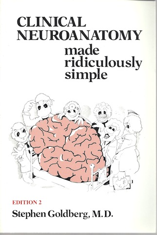 Image for Clinical Neuroanatomy Made Ridiculously Simple (MedMaster Series, 2000 Edition)