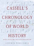 Image for Cassell's Chronology of World History: Dates, Events and Ideas That Made History