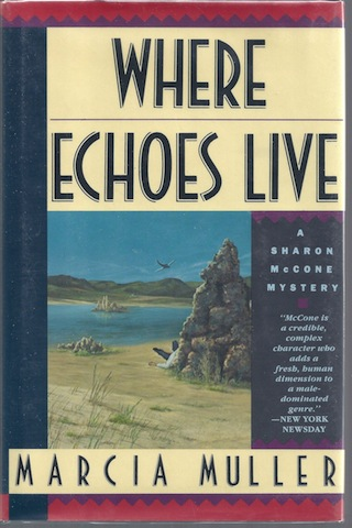 Image for Where Echoes Live