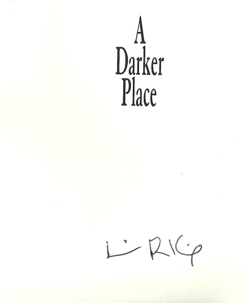 Image for A Darker Place