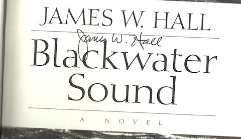 Image for Blackwater Sound: A Novel